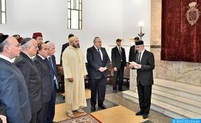 أمير المؤمنين يعطي تعليماته السامية لوزير الداخلية قصد تنظيم انتخابات الهيئات التمثيلية للجماعات اليهودية المغربية