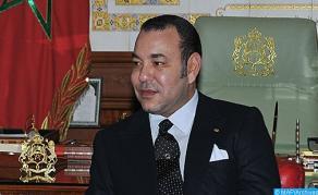 جلالة الملك يهنئ رئيس جمهورية قرغيزستان بعيد استقلال بلاده