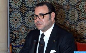 SM el Rey envía un mensaje a los participantes en las reuniones anuales conjuntas de las instancias financieras árabes 2017
