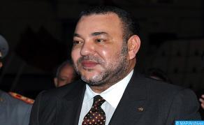 SM le Roi félicite SAR le Prince Héritier d'Arabie saoudite à l'occasion de la fête nationale de son pays