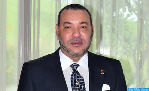 SM le Roi félicite le Gouverneur général de Saint-Vincent-et-les-Grenadines à l'occasion de la fête nationale de son pays