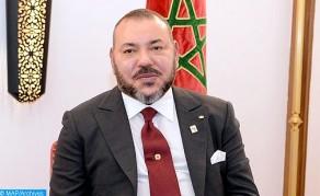 برقية تعزية ومواساة من جلالة الملك إلى أسرة المرحوم الصحفي مصطفى اليزناسني