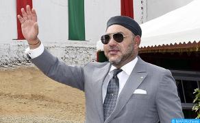 """SM le Roi lance à Mohammedia l'opération """"Assafaa"""" pour le recasement de 2.922 ménages bidonvillois"""