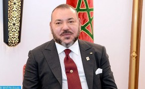 HM the King Congratulates Olympic Champion Soufiane El Bakkali