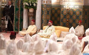 HM the King, Commander of the Faithful, Chairs in Casablanca New Ramadan Religious Lecture
