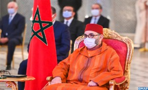 Su Majestad el Rey preside la ceremonia del lanzamiento del proyecto de generalización de la protecc