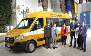 Her Highness Princess Lalla Zineb Receives Obada Nasserddine, CEO of Bugshan Morocco Group