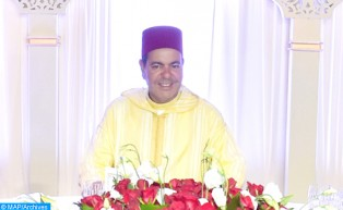 HRH Prince Moulay Rachid Chairs in Tangier Luncheon Offered by Head of Govt. on Throne Day