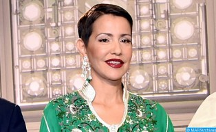 Birthday of HRH Princess Lalla Meryem, Ideal Occasion to Laud Her Royal Highness's Actions in Favor of Women and Children