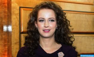 Spouse of French president, HRH Princesses Lalla Salma & Lalla Oum Kaltoum Visit 'Face à Picasso' Exhibition