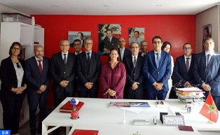 HH Princess Lalla Zineb Chairs Signing Ceremony of Partnership Agreement between Railway Office and Moroccan Child Protection League