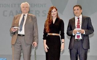 SAR la Princesa Lalla Salma preside en Marrakech la celebración del Día Nacional de Lucha contra el Cáncer