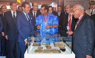 SAR le Prince Moulay Rachid préside l'ouverture de la 12ème édition du Salon du cheval d'El Jadida