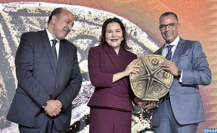 HRH Princess Lalla Hasnaa Chairs in Bouknadel Awarding Ceremony of Lalla Hasnaa Sustainable Coast Trophies 2019