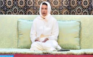 SAR la Princesse Lalla Meryem préside une veillée religieuse en commémoration du 20è anniversaire de la disparition de feu SM Hassan II