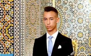Le 17è anniversaire de SAR le Prince Héritier Moulay El Hassan, un événement qui rappelle l'attachement séculaire des Marocains au Glorieux Trône Alaouite