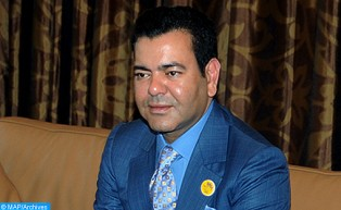 HRH Prince Moulay Rachid Receives Senegalese Envoy Carrying Message from Pres. Macky Sall to HM the King