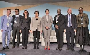 SAR la Princesa Lalla Hasnaa copreside en Bonn la sesión de alto nivel de la COP23 dedicada al día de la Educación