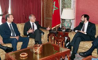L'envoyé spécial des Etats-Unis pour le changement climatique en visite de travail au Maroc