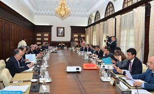 Réunion du conseil de gouvernement le lundi 24 octobre 2016