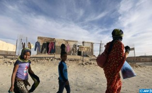 Le Maroc appelle au recensement et à l'enregistrement des populations des camps de Tindouf