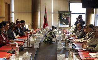 M. El Othmani souligne la nécessité d'œuvrer pour la promotion des relations économiques entre le Maroc et les pays de l'Amérique Centrale