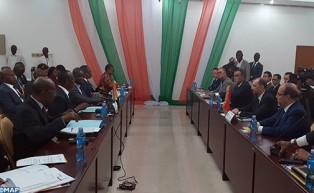 أبيدجان: بحث تقدم تنفيذ اتفاقيات التعاون بين المغرب وكوت ديفوار