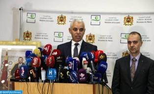 Ministère de la santé: Covid-19.. 36 nouveaux cas confirmés au Maroc, 919 au total