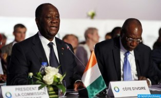 El Guerguarat: Ivorian President Assures HM the King of his Country's Solidarity and Full Support