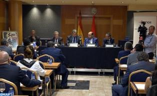 Participantes en un encuentro en Almería destacan la experiencia marroquí en la lucha contra el extremismo