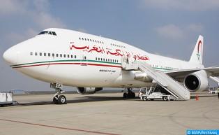 Royal Air Maroc se indigna contra los propósitos calumniosos del jefe de la diplomacia argelina