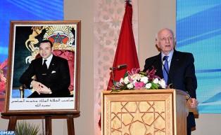 Travaux de la 45-ème session de l'Académie du Royaume du Maroc