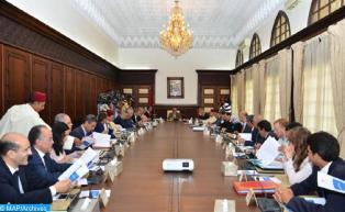 Réunion du Conseil de gouvernement le 11 février 2016