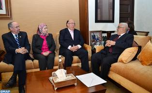 Visite d'une délégation de parlementaires latino-américains au Maroc
