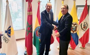 New President of Andean Parliament Reaffirms Body's Support for Territorial Integrity of Morocco