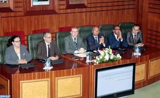 Présentation à Rabat du bilan et perspectives du Comité de contrôle routier relevant du ministère chargé du Transport