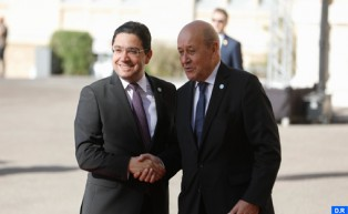 "Morocco Takes Part in ""Summit of the Two Shores, Mediterranean Forum"" in Marseille"
