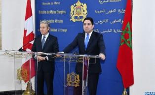 M. Bourita: Les relations maroco-canadiennes évoluent dans le bon sens