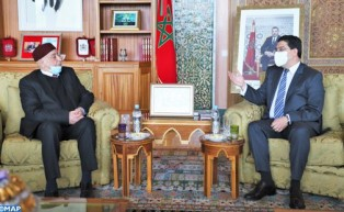 Morocco Considers Acceleration of Formation of Interim Government in Libya an Essential Element to M