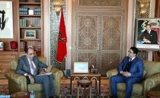 El secretario general adjunto de la OTAN saluda los esfuerzos de Marruecos para promover la estabilidad en el Mediterráneo