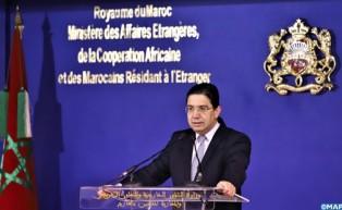 السيد بوريطة : الصحراء المغربية.. القضية الوطنية دخلت منعطفا مهما سيستمر وفق محددات وأهداف واضحة