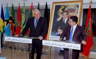 """Primer ministro de Santa Lucía: """"Apoyamos y seguiremos apoyando la integridad territorial de Marruecos"""""""