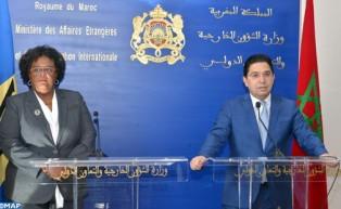 Le Maroc exprime sa satisfaction quant à la position constructive de la Barbade