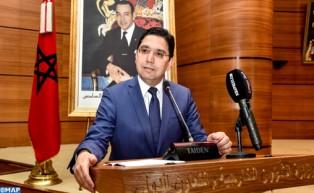La défense de l'unité territoriale et la promotion du modèle marocain, priorités de la diplomatie nationale