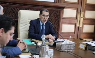El Otmani aplaude la iniciativa real por la Mezquita Al Aqsa