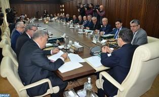 أشغال اجتماع مجلس الحكومة ليوم الخميس 19 يوليوز 2018