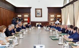 مجلس الحكومة يتدارس مشروع قانون يتعلق بالخدمة العسكرية