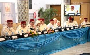 25ème session ordinaire du Conseil Supérieur des Oulémas à Rabat