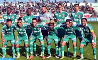 كأس العرش لكرة القدم 2016-2017:  فريق الرجاء البيضاوي يتوج بطلا للنسخة 60 على حساب الدفاع الحسني الجديدي بالضربات الترجيحية 3 - 1