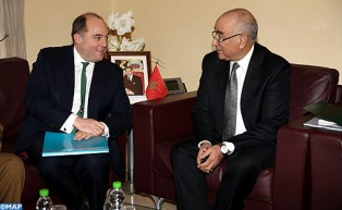 Morocco, GB Discuss Means to Enhance Bilateral Cooperation on Security Issues